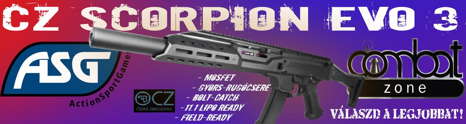 ASG Scorpion