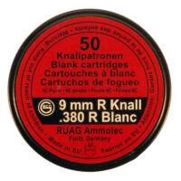 Ruag Geco NC riasztópatron 9mm R. K.