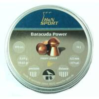 H&N Baracuda Power lövedék 4.5 mm