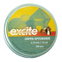 H&N Coppa Spitzkugel lövedék 6.35mm