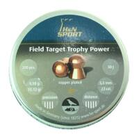 H&N Field Target Trophy Power lövedék 5.5mm