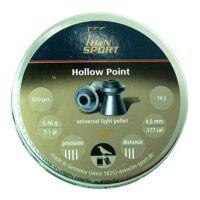 H&N Hollow Point lövedék 4.5mm