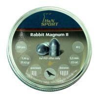 H&N Rabbit Magnum II lövedék 5.5mm