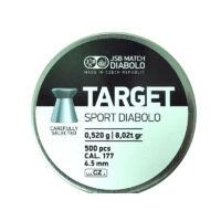 JSB Diabolo Target Sport cal. 4.50 mm (.177) lövedék