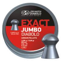 JSB Jumbo cal. 5.50 (.22) lövedék, 500 db.
