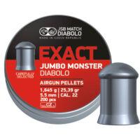 JSB Jumbo Monster cal. 5.52 (.22) lövedék