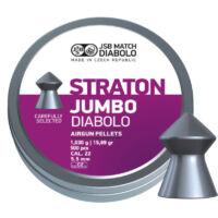 JSB Straton Jumbo cal. 5.50 (.22) lövedék, 500 db.