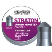 JSB Straton Jumbo Monster cal. 5.50 (.22) lövedék