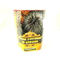 Colour Coconut with Strobe,19 lövéses telep