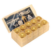 Walther 9 mm Pepper patron, R
