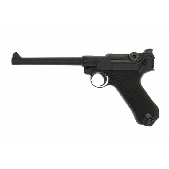 WE Luger P08 Parabellum GBB airsoft pisztoly