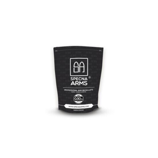Specna Arms preciziós BB 0.30 g, 1kg.