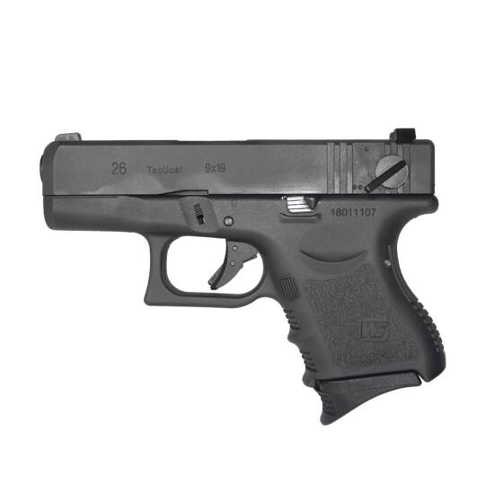 WE Glock 26C Gen.4. GBB airsoft pisztoly
