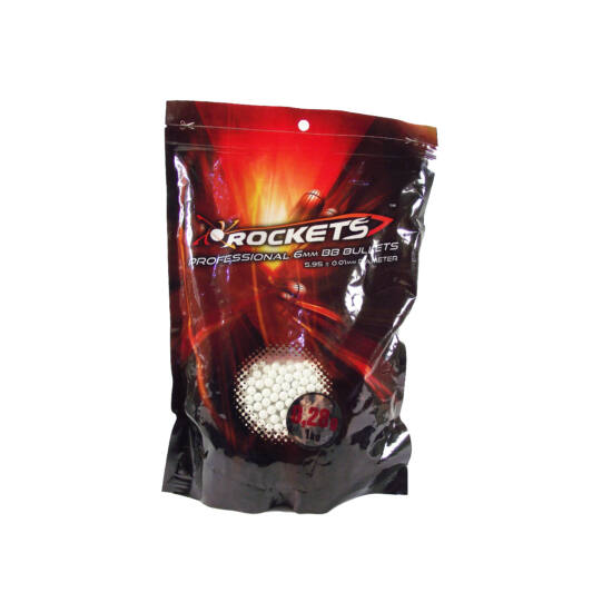 Rockets preciziós BB golyó 0.28 g, 3500 db.