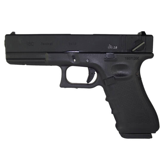 WE Glock 18C Gen 4. GBB airsoft pisztoly
