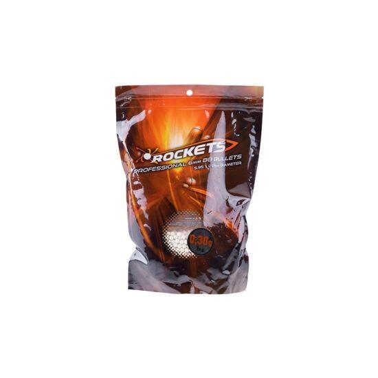 Rockets precíziós BB, 0.30g, 1 kg