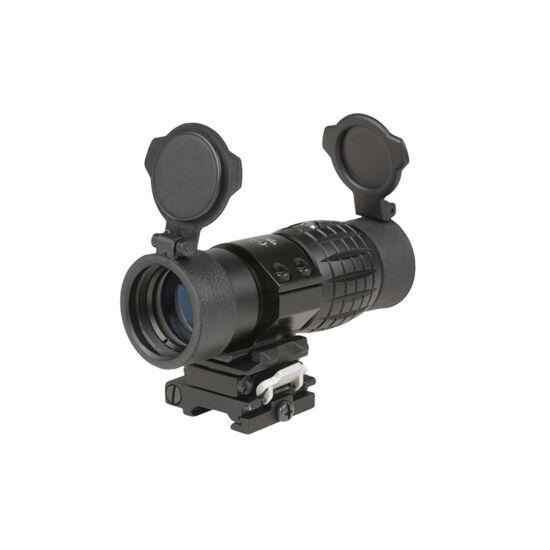 Theta 3x Magnifier, Holo, Red dot elé