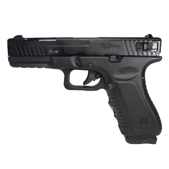 APS Glock Black Hornet Full Auto GBB airsoft pisztoly