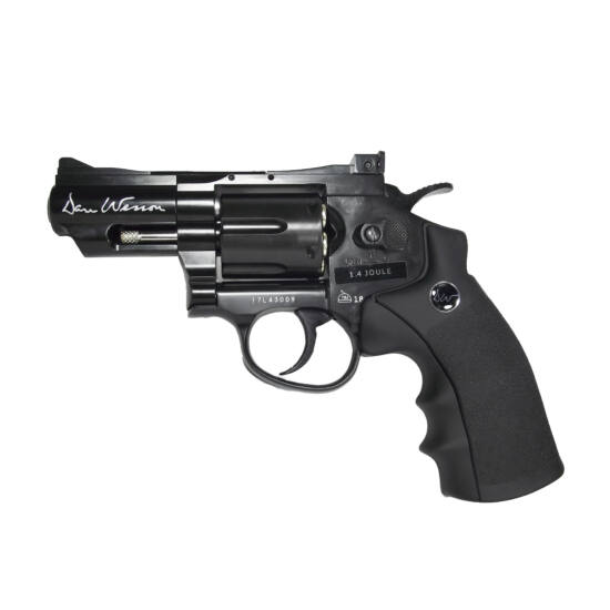 "Dan Wesson 2,5"" black CO2 airsoft pisztoly"