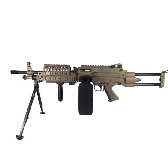 M249 MK46 para könnyű géppuska