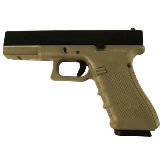 WE Glock 17 Gen.4. GBB airsoft pisztoly