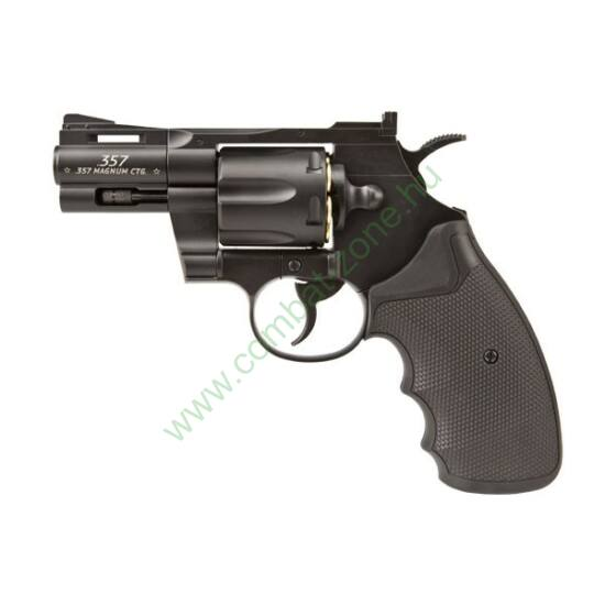 "Legends 357 airsoft revolver, 2.5""-os csővel"