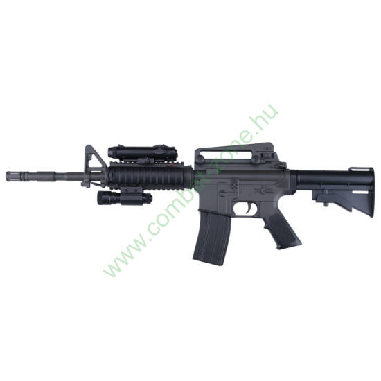 BI-3081A M4 airsoft rohampuska