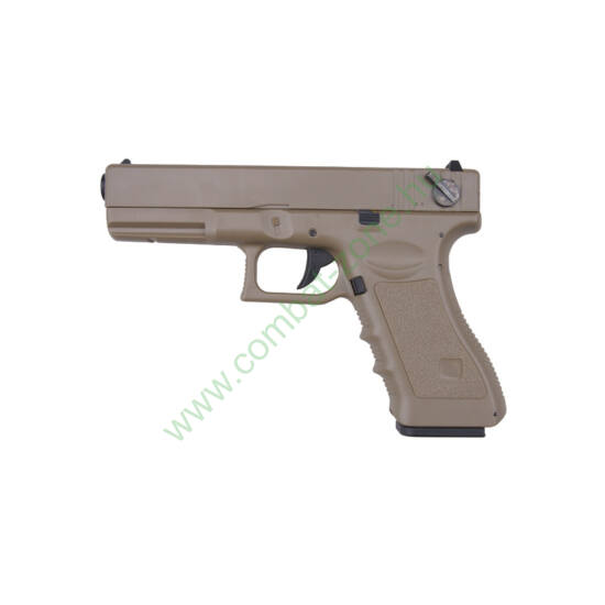 CM 030 Tan airsoft pisztoly