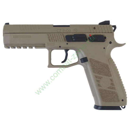 CZ P09 FDE airsoft pisztoly