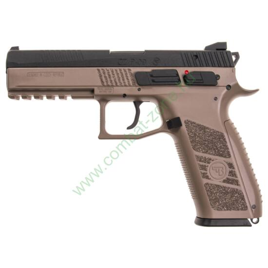 CZ P09 Blow Back FDE airsoft pisztoly
