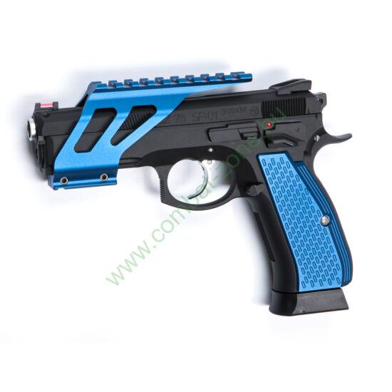 CZ SP-01 Shadow szerelék, kék