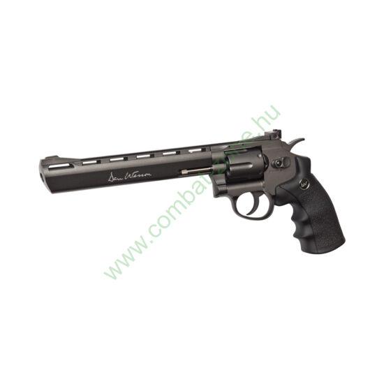 """Dan Wesson 8"""" airsoft revolver"""
