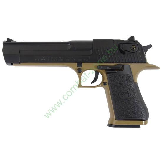 Desert Eagle .50 AE Tan airsoft pisztoly