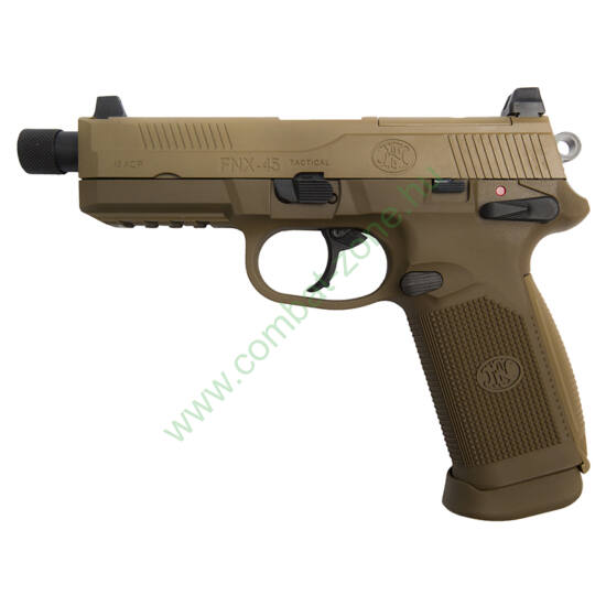 FN Herstal FNX-45 Tactical Dark Earth airsoft pisztoly