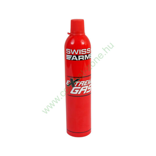 Swiss Arms Extreme Green gáz, 760 ml