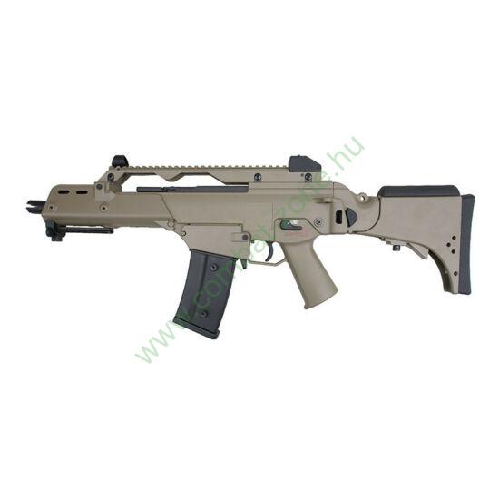 JG0538 G36 elektromos puska, tan