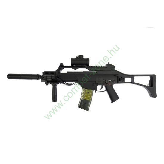 M85 G36 típusú airsoft rohampuska