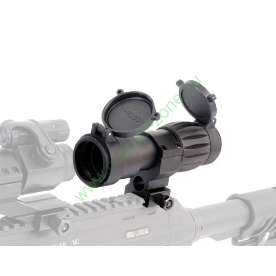 Swiss Arms 3xMagnifier Red Dothoz