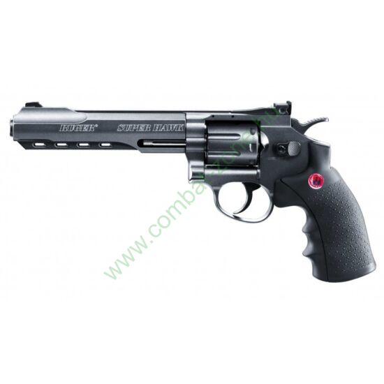 """Ruger Superhawk airsoft revolver, 6""""-os csővel"""