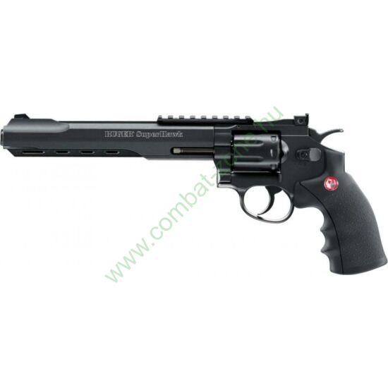 """Ruger Superhawk airsoft revolver, 8""""-os csővel"""