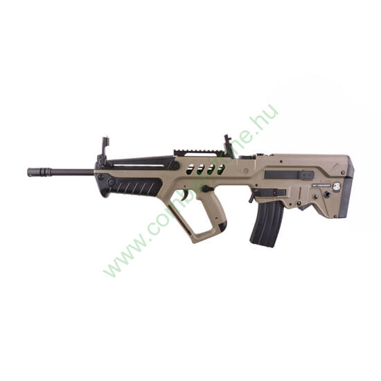 Tavor T21 Dark Earth EXP airsoft rohampuska