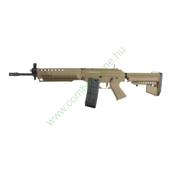 Sig Sauer 556 airsoft puska, Club Foot Stock
