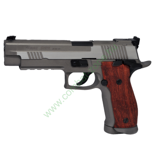 Sig Sauer X-Five Hairline airsoft pisztoly, full fém
