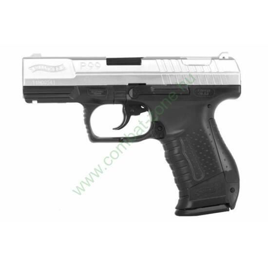 Walther P99 airsoft pisztoly, nikkel