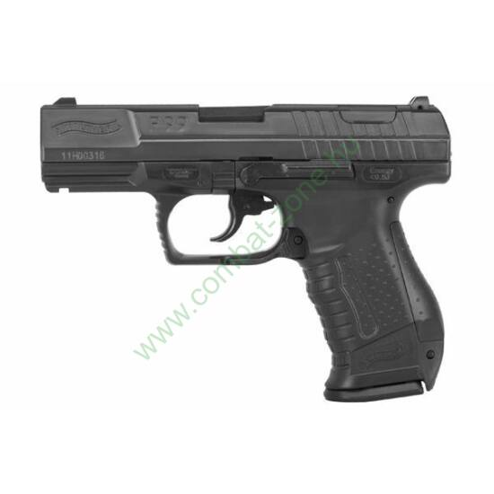 Walther P99 airsoft pisztoly, fekete