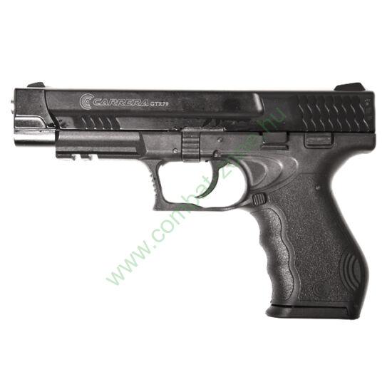 Carrera GTR79 gáz-riasztó pisztoly, fekete