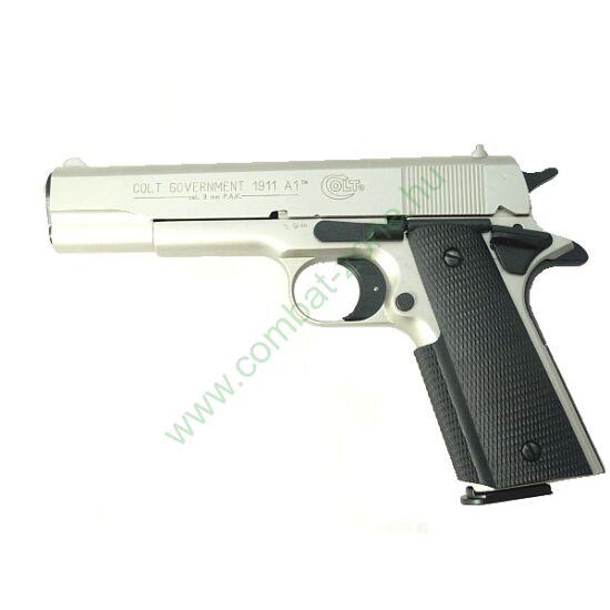 Colt Government 1911 Nikkel gáz-riasztó pisztoly