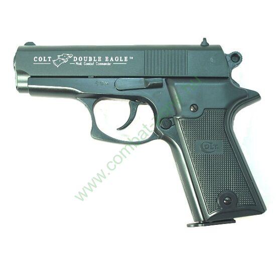 Colt Double Eagle gáz-riasztó pisztoly, fekete