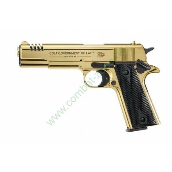 Colt Government 1911 Gold Edition gáz-riasztó pisztoly