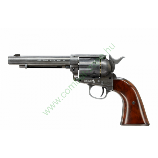 Colt Single Action Army légpisztoly, antik